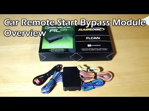 DIRECTED DBALL 3Digital Remote Start and Override Module