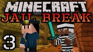 Minecraft Jail Break [Part 3] - Movin