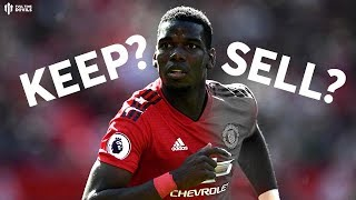 PAUL POGBA: SHOULD HE STAY OR GO? Man Utd News