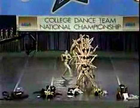 Long Beach State Dance 2001