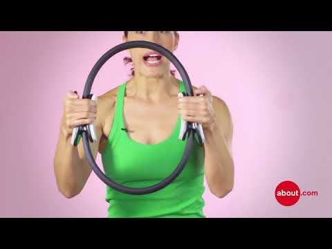 How to tone your upper body Magic Circle exercises