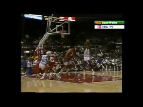 All 17 Dunks from the 1988 NBA All-Star Game