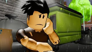 The Homeless Child: A Sad Roblox Movie