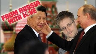 Edward Snowden: From Russia With Love | China Uncensored