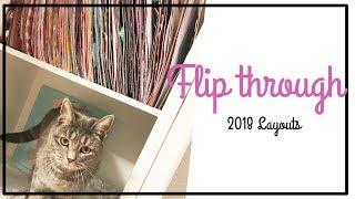 Flip Through - Layouts 2018