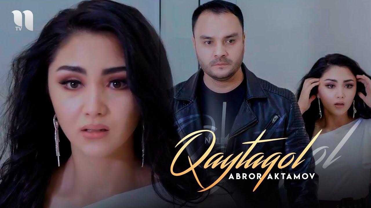 Abror Aktamov - Qaytaqol (Official Music Video)