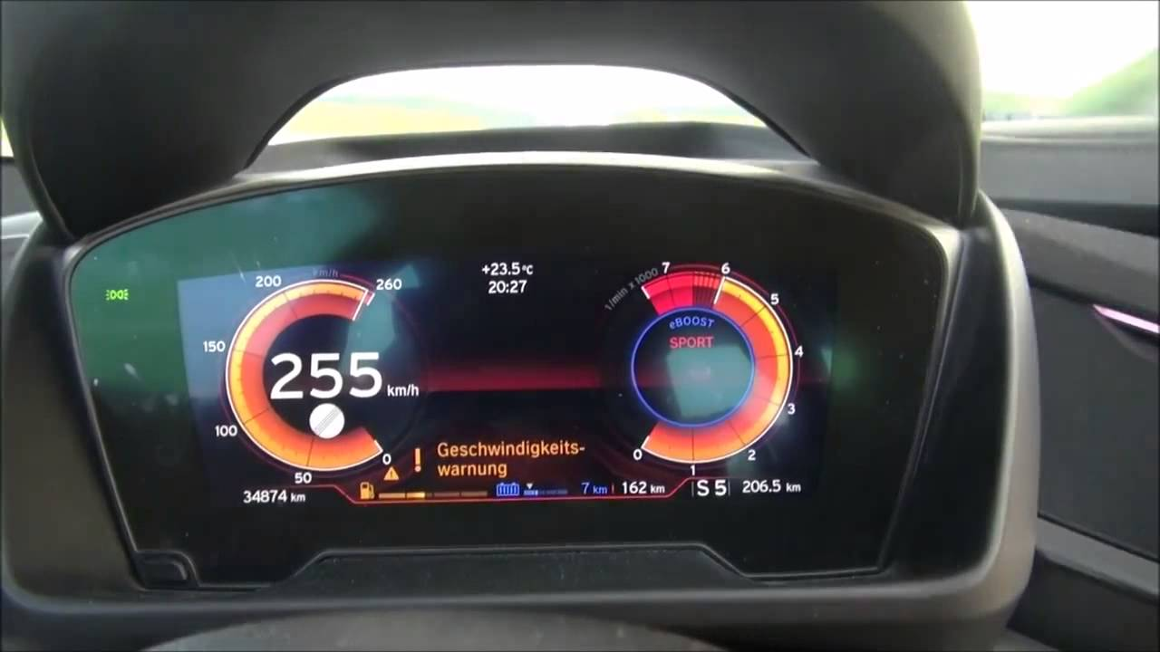 2015 Bmw I8 362 Hp Acceleration 0 250 Km H Youtube