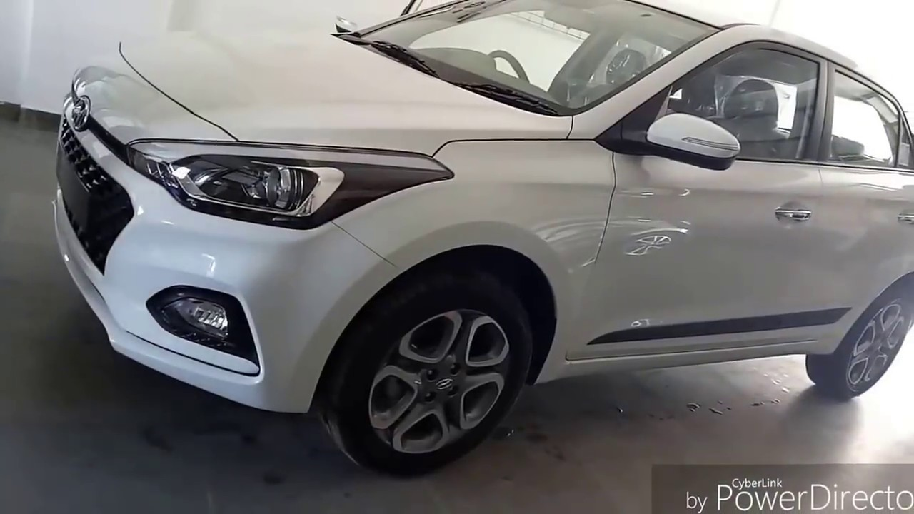 Hyundai Elite I20 Facelift 2018 First Review Asta O Youtube