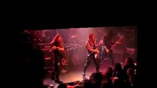 CRYSTALIUM - K AMON K (Live @ Genève)