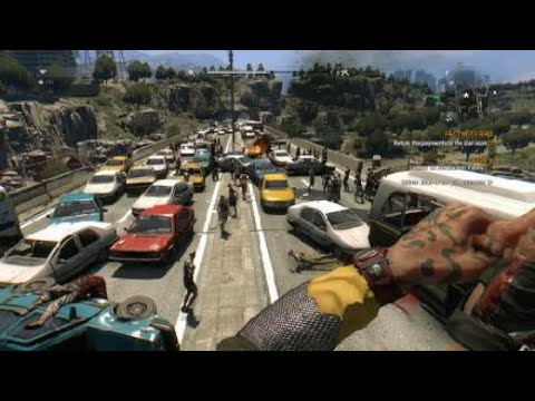 Dying Light: The Following – Enhanced Edition a little help |