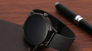 Крутые смарт часы с GearBest . Посылка из Китая.