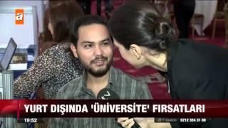 Yurt dışında 'üniversite' fırsatları - 11.10.2015 - atv Ana Haber