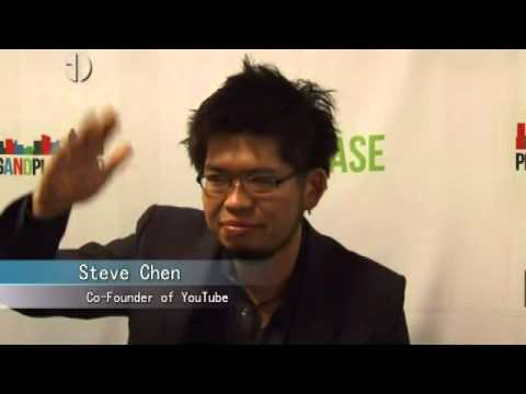 Innovation Dialog - Co Founder of YouTube Steven Chen