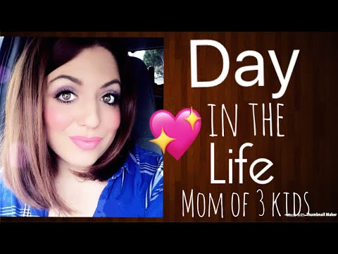 DAY IN THE LIFE - STAY AT HOME MOM OF 3