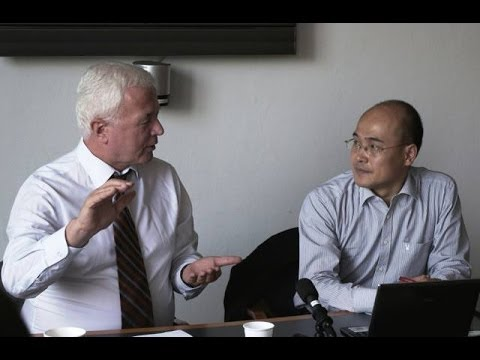 Brown Bag Seminar with Prof. Zhang (Jinan University)