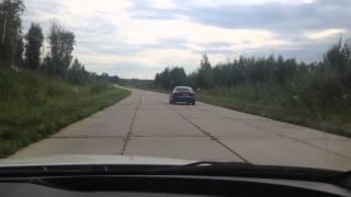 audi a4 b7 st 2 revo vs opel insignia eds st 2 roll from 40 km h