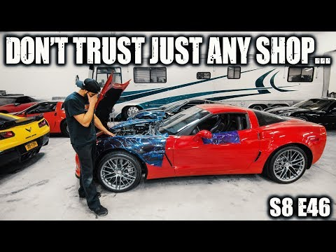 Don't trust just any shop with your car... | RPM S8 E46
