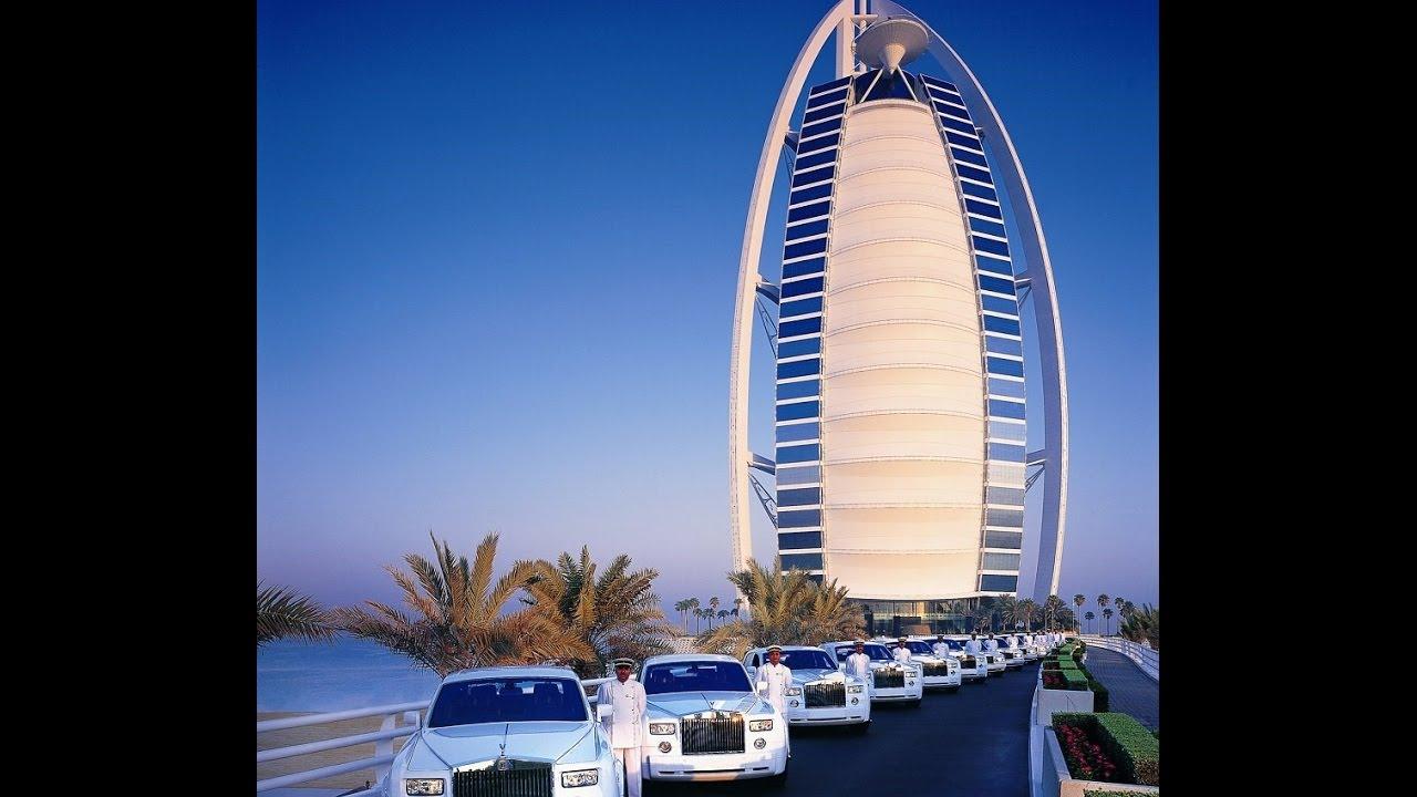 Dubai- Bên trong khách sạn 7 sao sang chảnh nhất thế giới