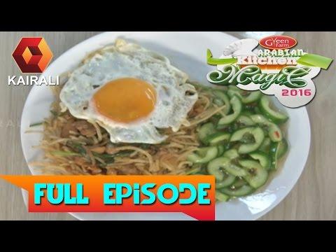 Arabian Kitchen Magic:Tasting Of Thai Cuisine & Elimination | 14th December 2016 |  Full Episode
