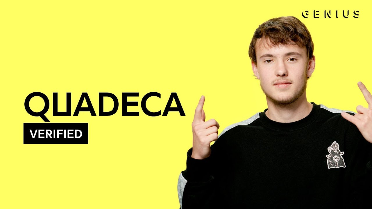 """Download Quadeca """"Uh Huh!"""" Official Lyrics & Meaning   Verified"""