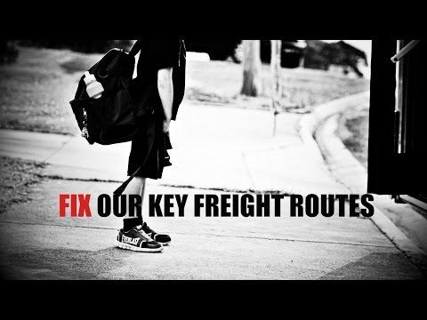 FIX OUR KEY FREIGHT ROADS - Take 3