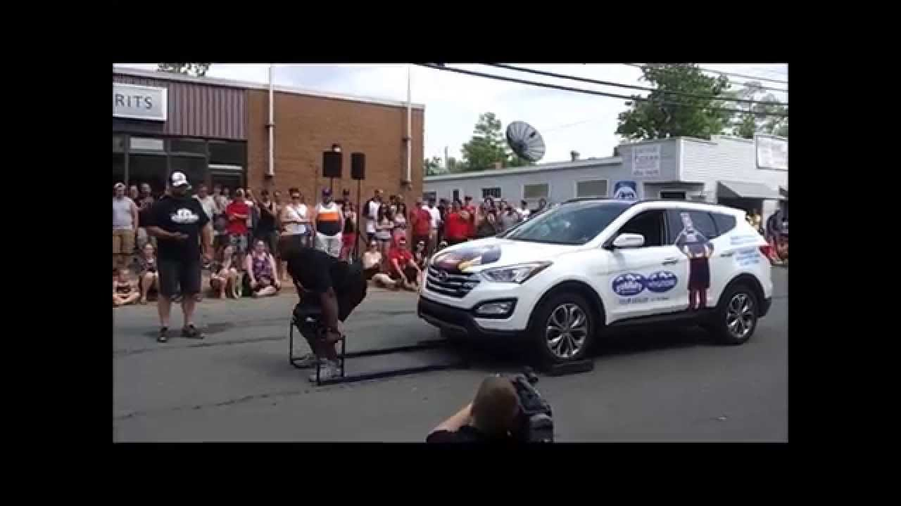 iron biby strongman competition - youtube