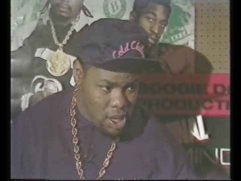 Tim Westwood And Biz Markie Live on TV Show N-Sign Radio 1988