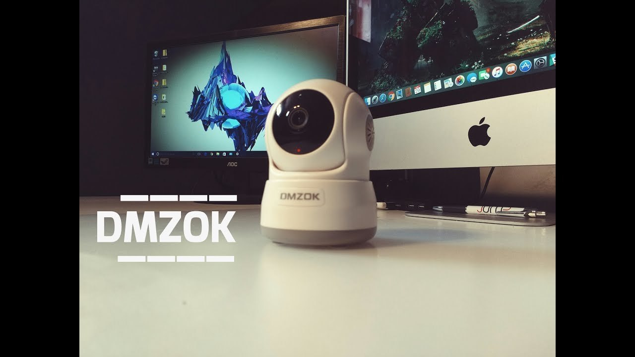 Protect Your Tech: DMZOK Security Camera Review!