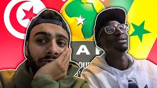 CAN2017 TUNISIE VS SENEGAL ou Moss vs Trafalgar - #S3Vlog
