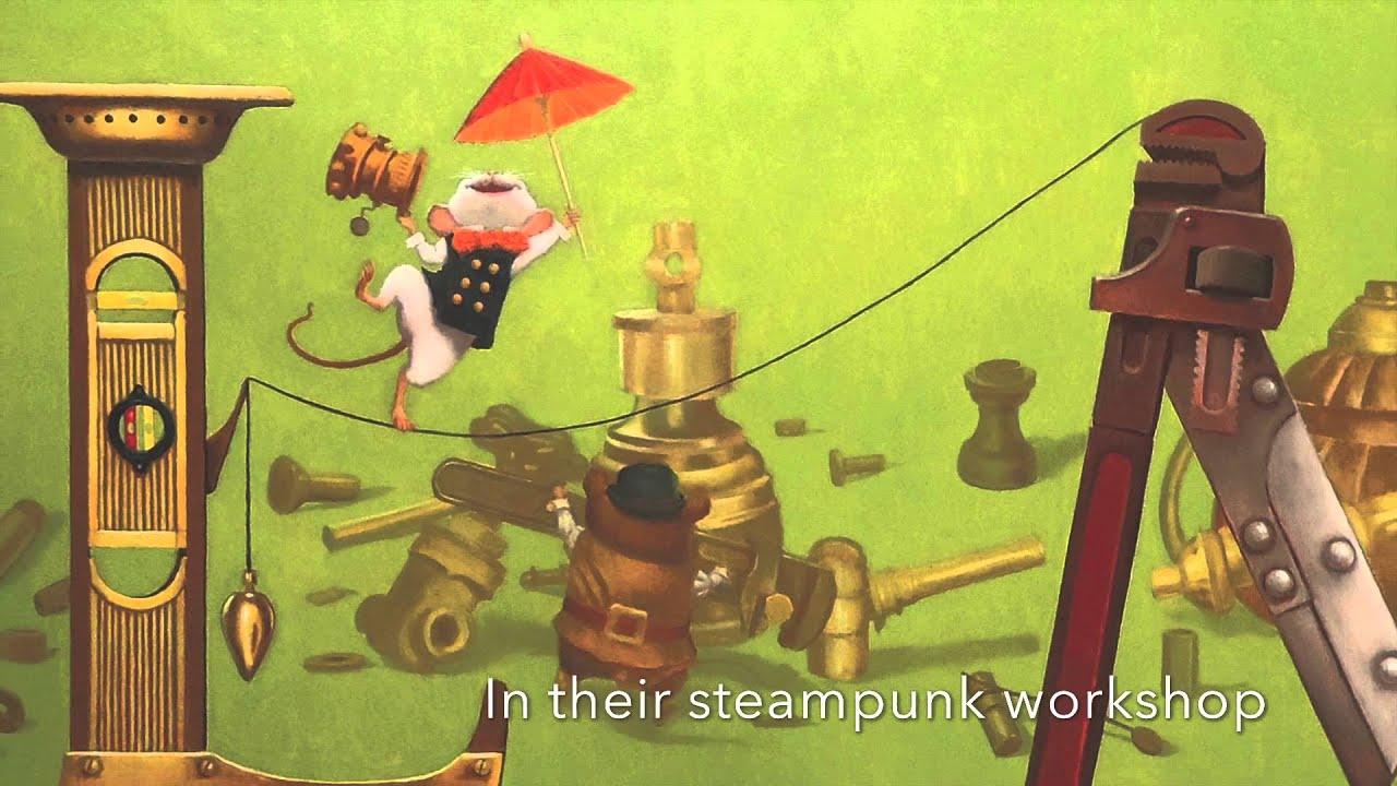 Steampunk and Children