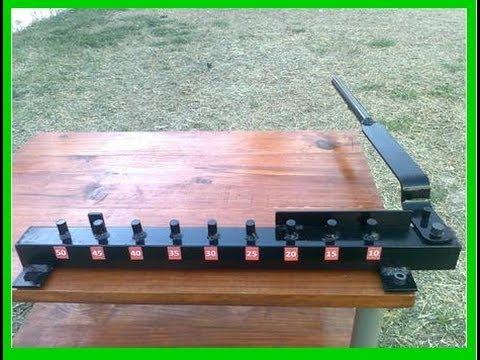 Dobladora horizontal de estribos olympia manual hierro for Manual de construccion