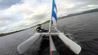 Dart 16 Sailing Blessington