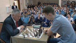 видео Карпов Анатолий Евгеньевич