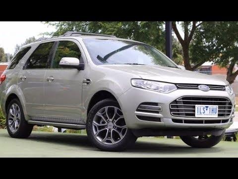 B7553 2012 Ford Territory Sz Titanium Wagon 7st Walk Around Video