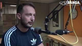 """BANGA HIP HOP SHOW - ZLATKO """"ŽIVE NAJ VSI NARODI"""" INTERVIEW"""