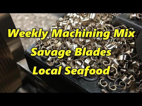SNS 170: Machining Mix, Savage Blades, Seafood