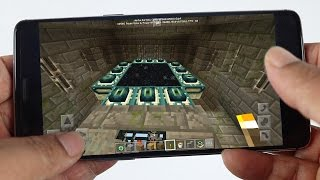 Minecraft Pocket Edition 0.17.0 Apk -PORTAL al END, End DRAGON, ENDERPERL y MAS(Minecraft PE Review)