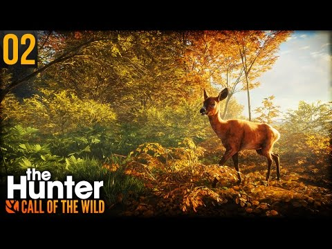 theHunter: Call Of The Wild | DEER PHOTOSHOOT (Let's Play Playthrough Part 2)