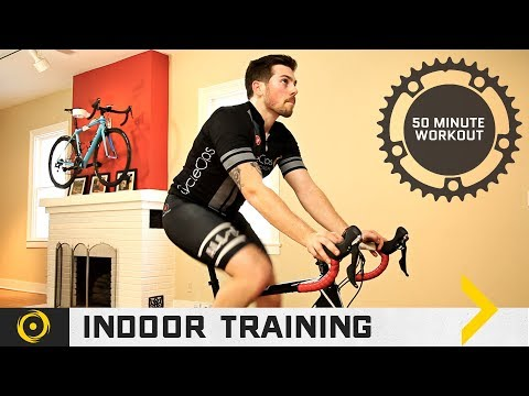 CycleOps Indoor Cycling Workout (52 minutes) - 4-Week FTP Booster in Zwift