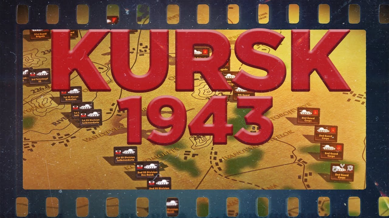 Battle of Kursk 1943 - World War II DOCUMENTARY