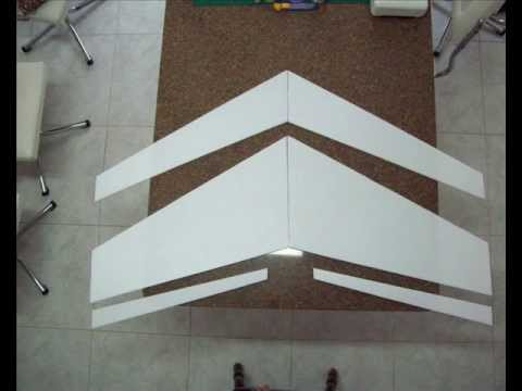 Constru 231 227 O Asa Voadora Caseira Planta Em Autocad Youtube