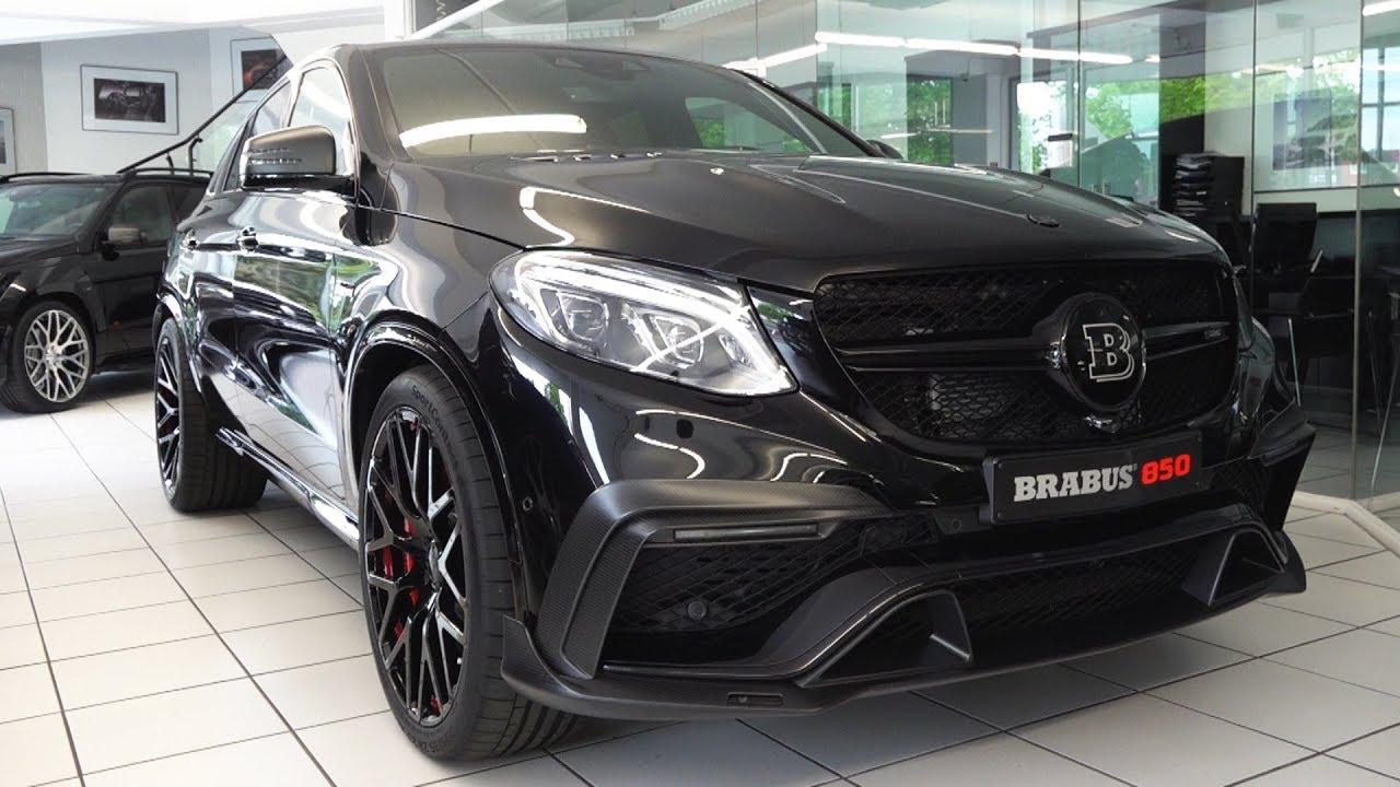 Mercedes Brabus Gle 850 6 0 Biturbo 63 Amg Full Review
