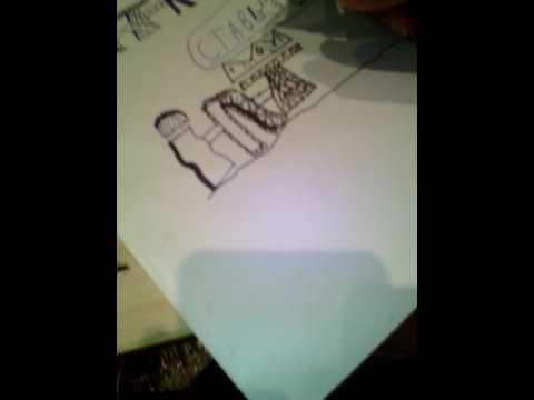 Как нарисовать картинку граффити!!_интро_!;)