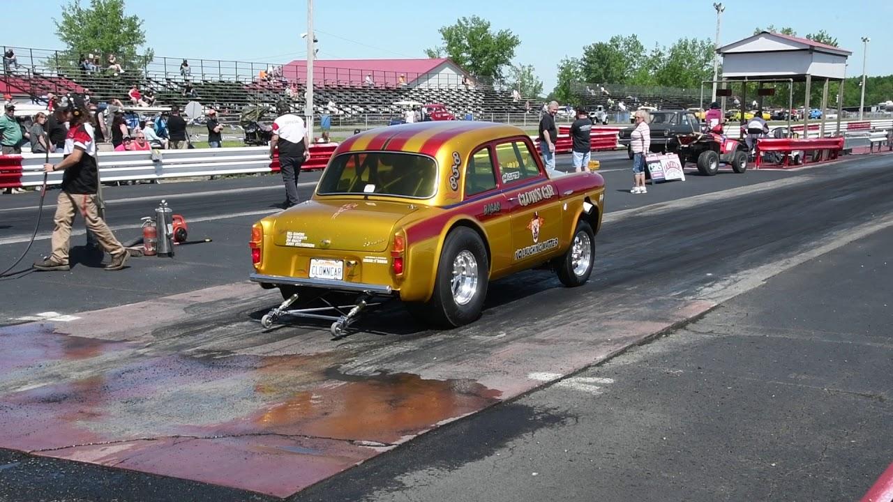 Clown Car, Bill Curtis Burnout