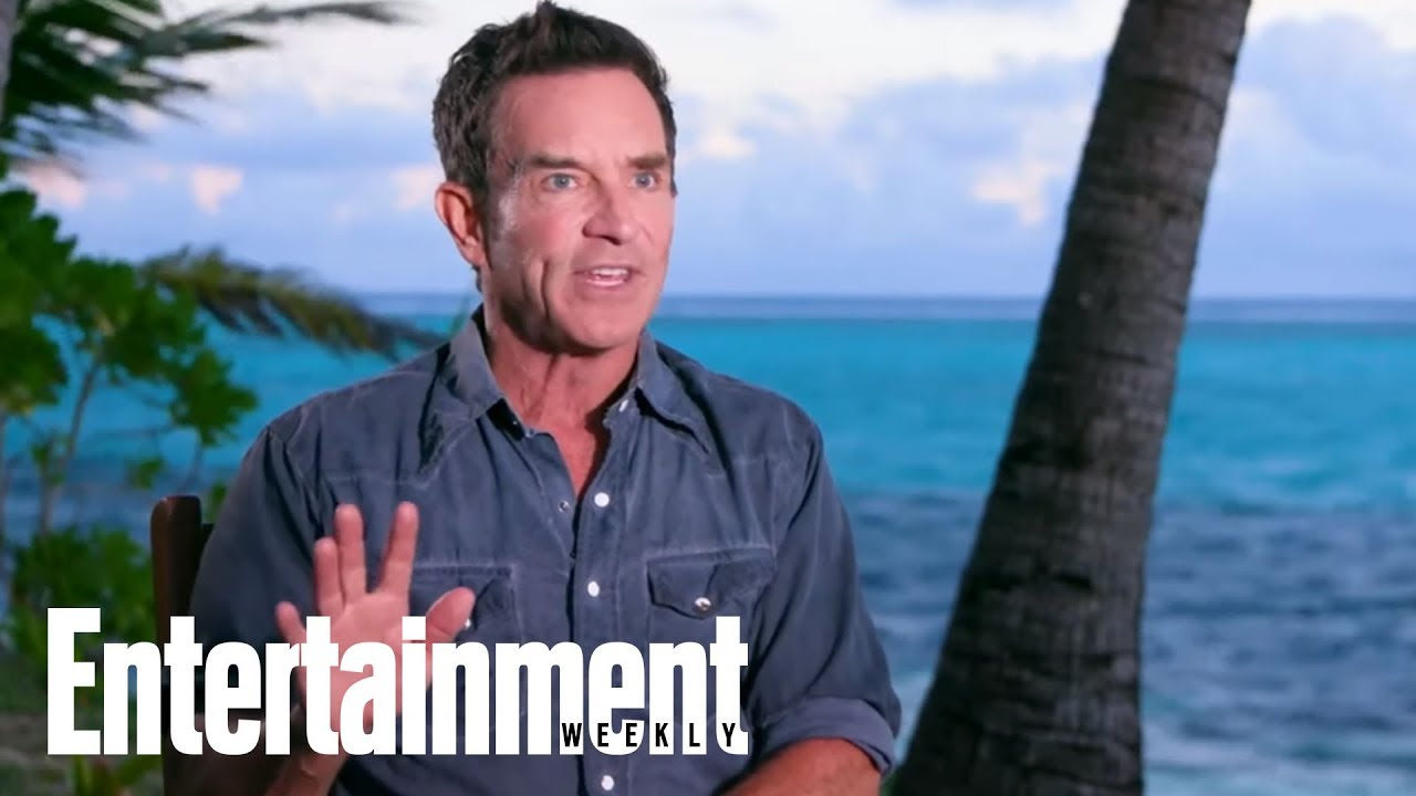 Jeff Probst On Rob & Sandra Taking Charge On 'Survivor: Island Of The Idols'
