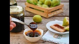 Miele cotto di fichi - Ricetta calabrese - Ricette che Passione