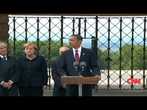Obama honors Holocaust victims