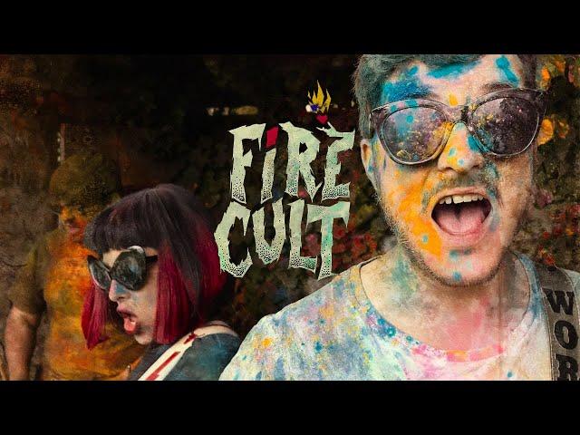 Fire Cult - Blooming Circles (A Punk-Rock Music Video) - 4K