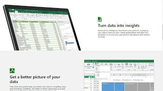 Mapping Tables in Excel Tables - Excel for accountants mapping tables