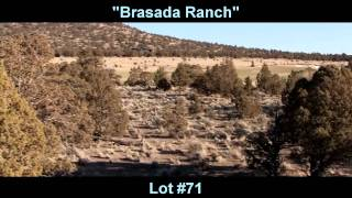 Lot 71 In Brasada Ranch 2nd Story Panorama Site Study | Western Design Intl